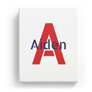 Aiden Overlaid on A - Stylistic