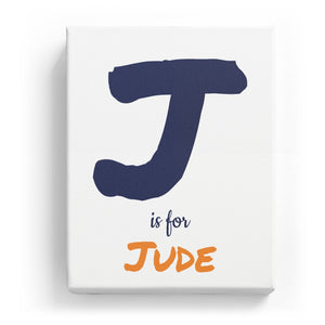 J is for Jude - Artistic