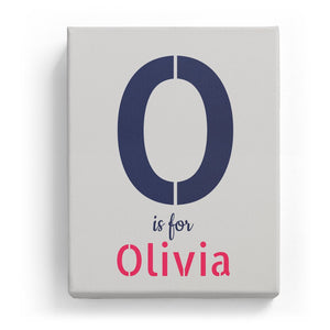 O is for Olivia - Stylistic