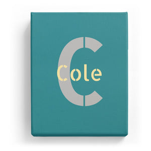 Cole Overlaid on C - Stylistic