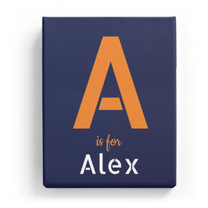 A is for Alex - Stylistic