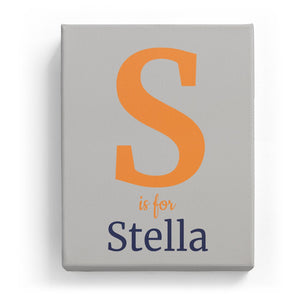 S is for Stella - Classic