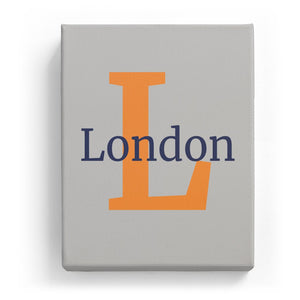 London Overlaid on L - Classic