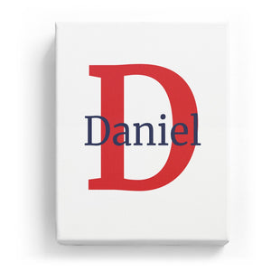 Daniel Overlaid on D - Classic