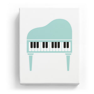 Piano - No Background (Mirror Image)