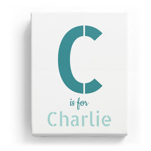 C is for Charlie - Stylistic