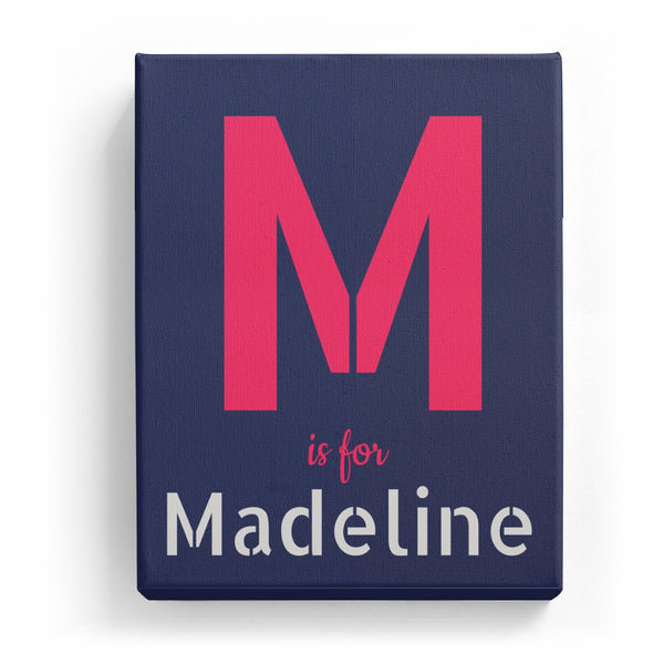 M is for Madeline - Stylistic