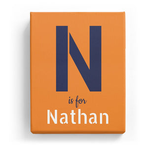 N is for Nathan - Stylistic
