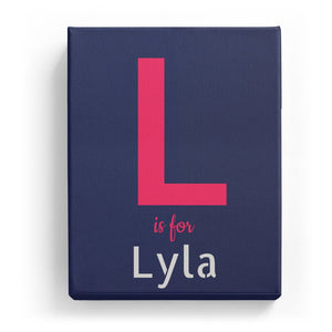 L is for Lyla - Stylistic