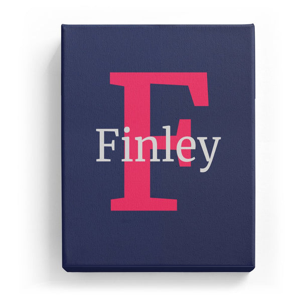 Finley Overlaid on F - Classic