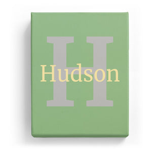 Hudson Overlaid on H - Classic