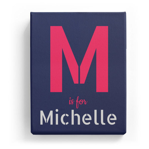M is for Michelle - Stylistic