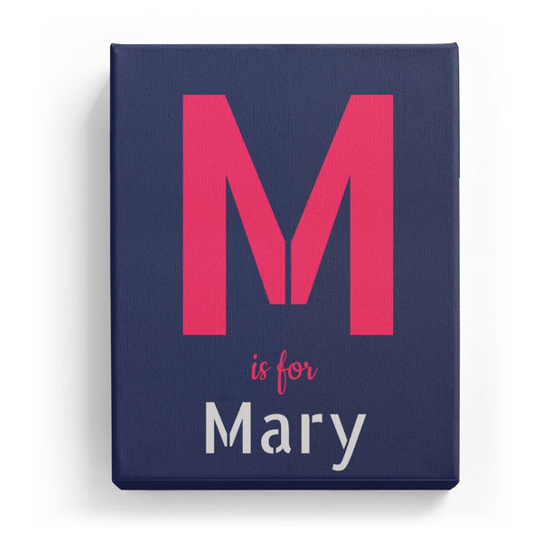 M is for Mary - Stylistic