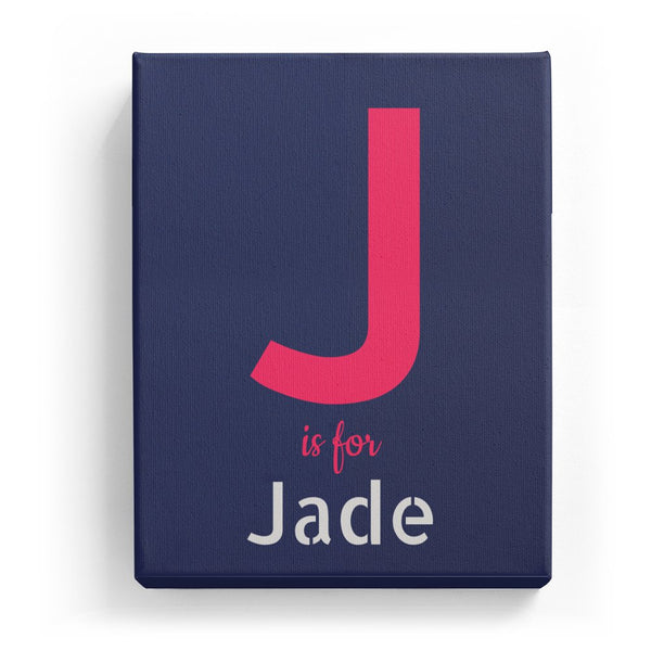 J is for Jade - Stylistic
