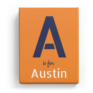 A is for Austin - Stylistic