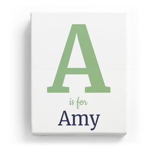 A is for Amy - Classic