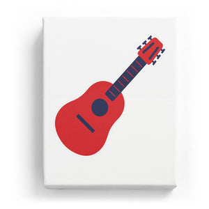 Guitar - No Background (Mirror Image)