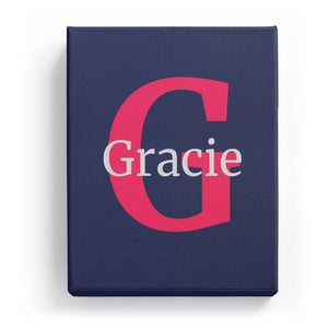 Gracie Overlaid on G - Classic