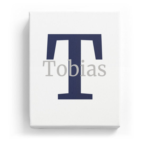 Tobias Overlaid on T - Classic