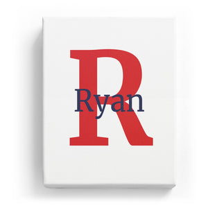Ryan Overlaid on R - Classic