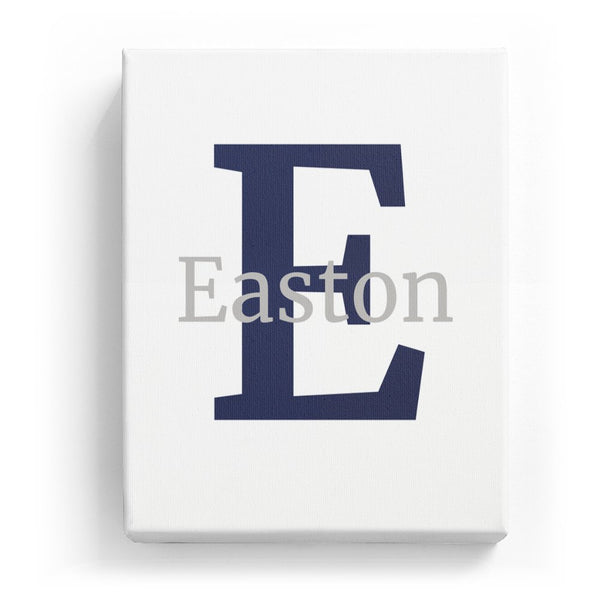Easton Overlaid on E - Classic