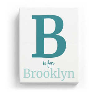 B is for Brooklyn - Classic