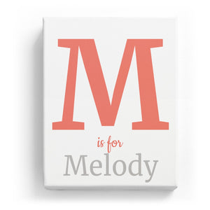 M is for Melody - Classic