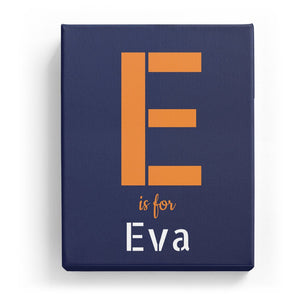 E is for Eva - Stylistic