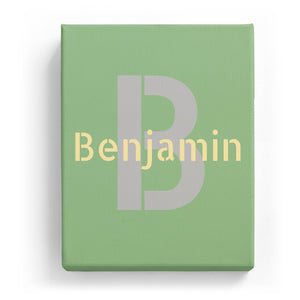 Benjamin Overlaid on B - Stylistic