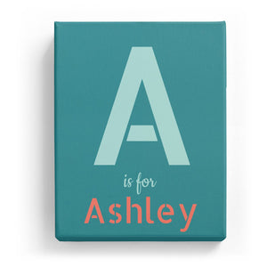 A is for Ashley - Stylistic