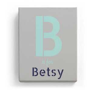B is for Betsy - Stylistic