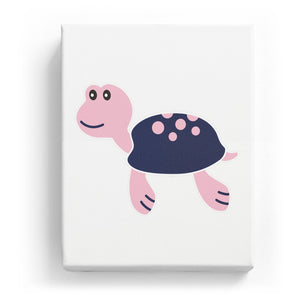 Turtle - No Background (Mirror Image)