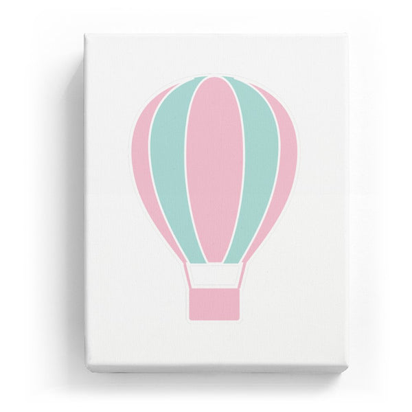 Hot Air Balloon - No Background