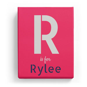 R is for Rylee - Stylistic