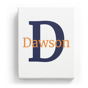 Dawson Overlaid on D - Classic
