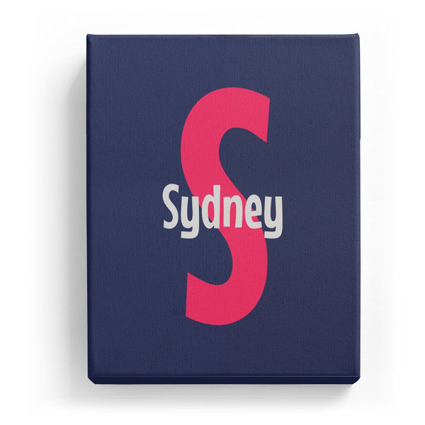 Sydney Overlaid on S - Cartoony
