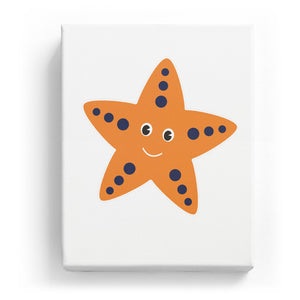 Starfish - No Background (Mirror Image)