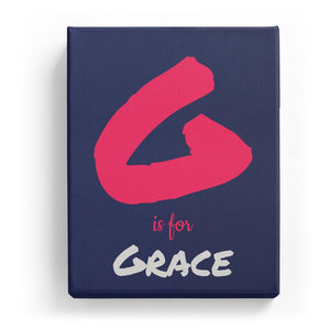G is for Grace - Artistic