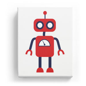 Adorable Robot - No Background (Mirror Image)