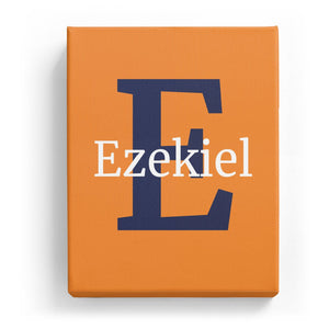 Ezekiel Overlaid on E - Classic