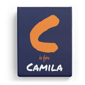 C is for Camila - Artistic