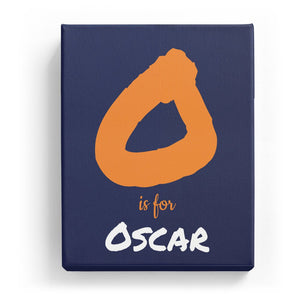 O is for Oscar - Artistic