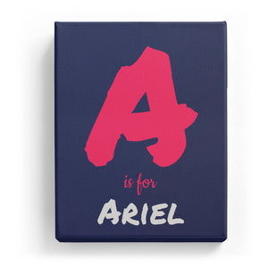 A is for Ariel - Artistic