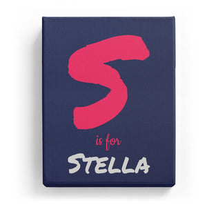 S is for Stella - Artistic