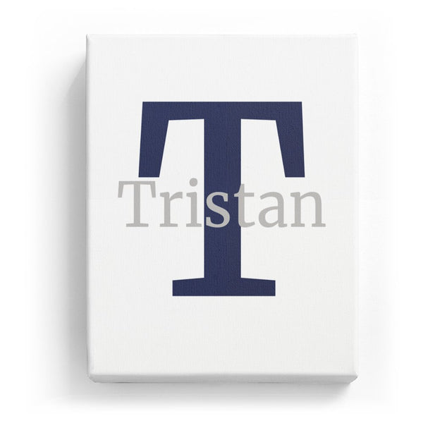 Tristan Overlaid on T - Classic