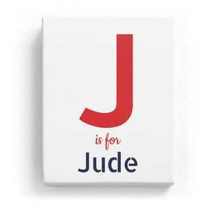 J is for Jude - Stylistic