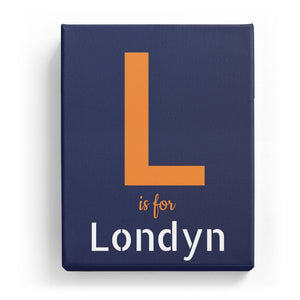 L is for Londyn - Stylistic