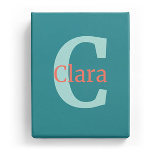 Clara Overlaid on C - Classic