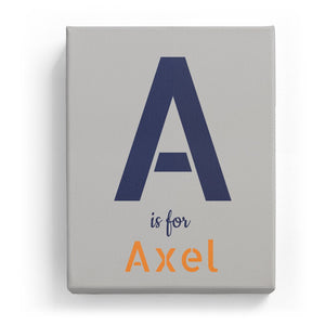 A is for Axel - Stylistic