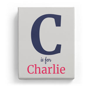 C is for Charlie - Classic